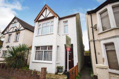 3 Bedrooms Flat for sale in Southend-On-Sea, ., Essex