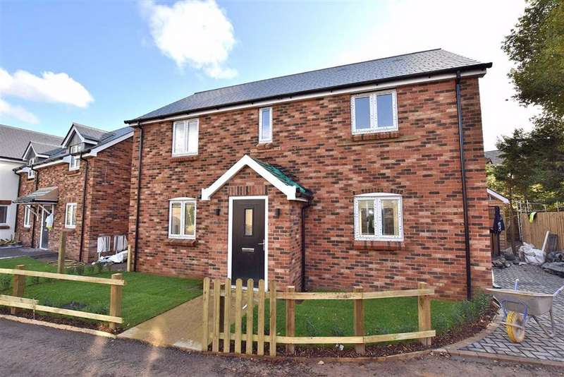 3 Bedrooms Detached House for sale in Pennington