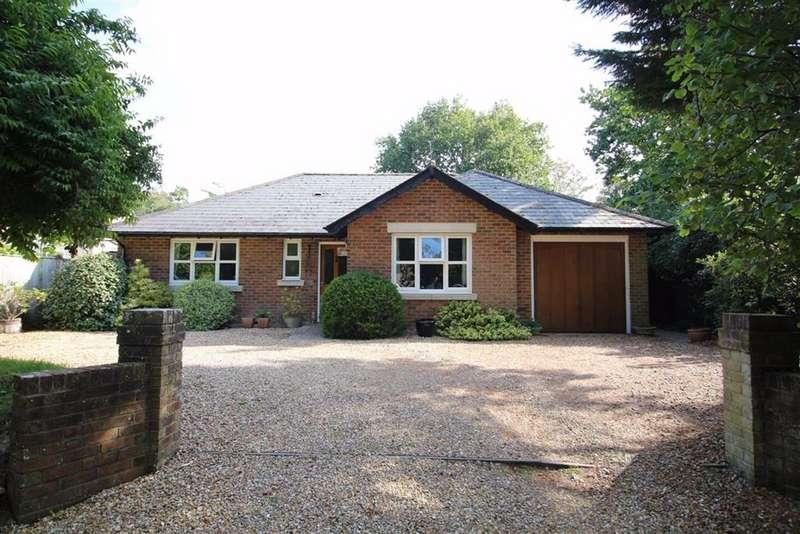 3 Bedrooms Detached Bungalow for sale in Everton, Lymington