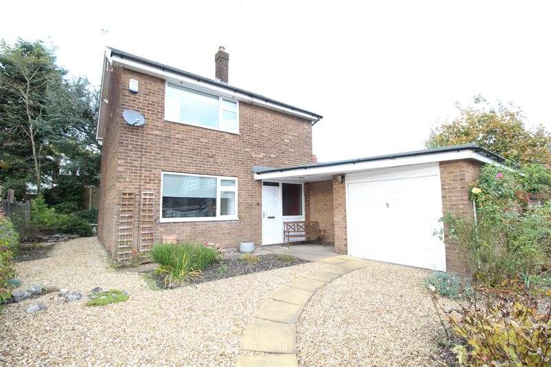 3 Bedrooms Detached House for sale in Eskdale Avenue, Swinley, Wigan.
