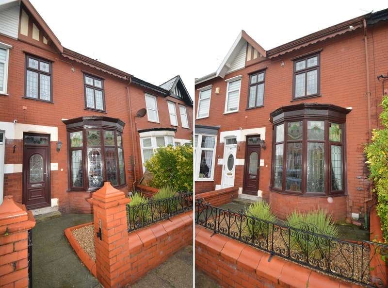 3 Bedrooms Terraced House for sale in Woodpark Road, Blackpool, FY1 6QS