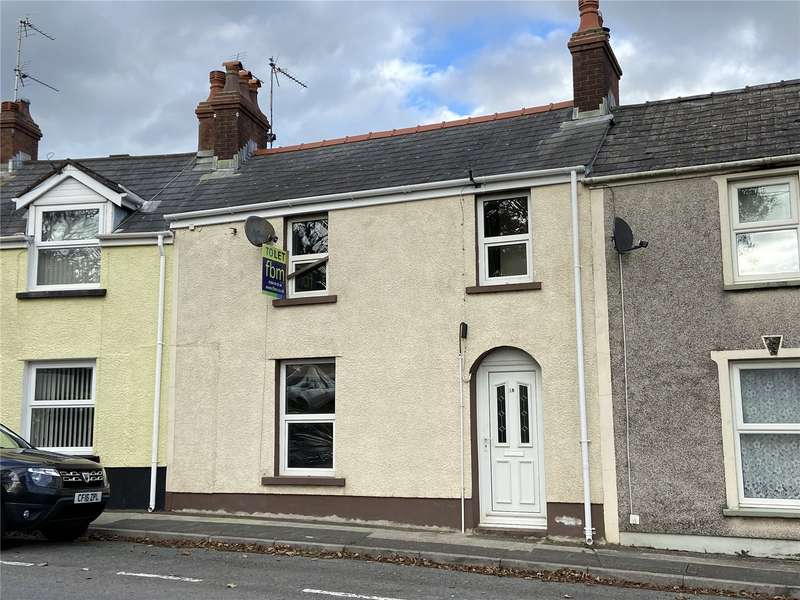 4 Bedrooms Terraced House for rent in Monkton Lane, Pembroke, Pembrokeshire
