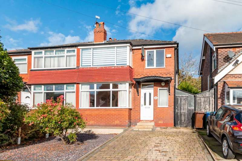 3 Bedrooms Semi Detached House for sale in Heys Road, Prestwich