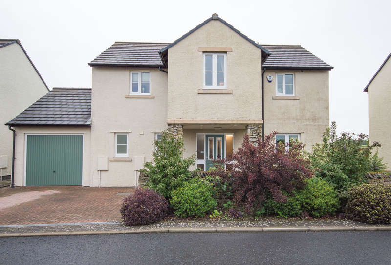 4 Bedrooms Detached House for sale in Mayfield Avenue, Holme, Carnforth