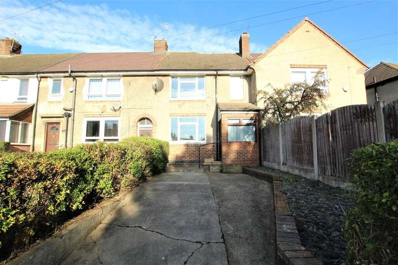 3 Bedrooms Terraced House for rent in Holgate Avenue, Sheffield, S5