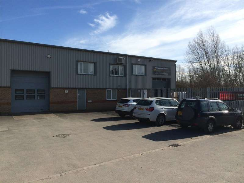 Office Commercial for sale in Grebe Road, Taunton, TA2
