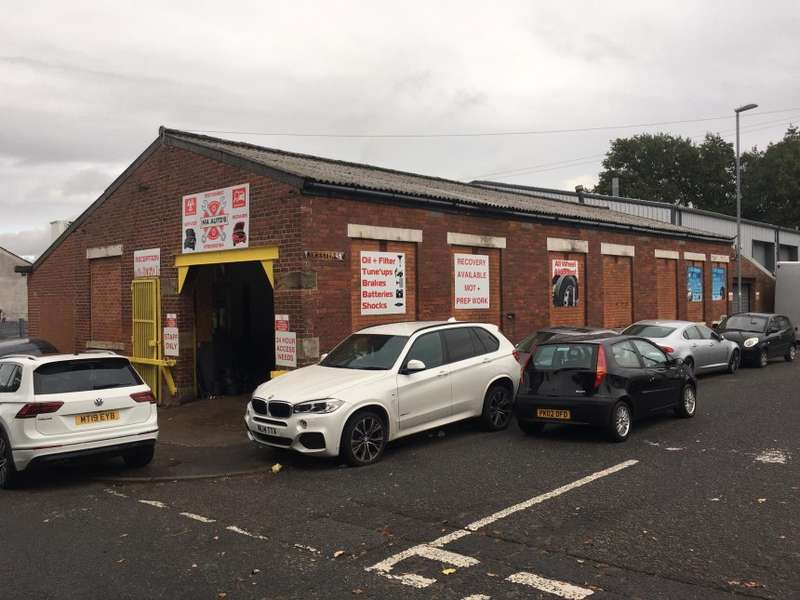 Industrial Development Commercial for sale in 83 Moorhey Street, Oldham, Lancashire