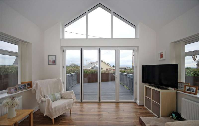 3 Bedrooms Detached House for sale in Mynydd Crafcoed, Llanddona, Beaumaris, Anglesey, LL58