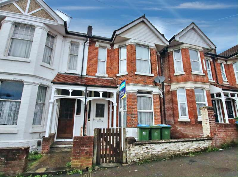3 Bedrooms Terraced House for sale in Tennyson Road, Portswood