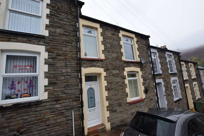 3 Bedrooms Terraced House for sale in Charles Street, Brithdir, New Tredegar