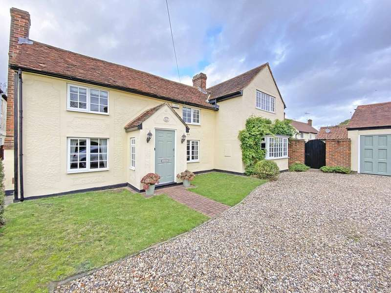 5 Bedrooms Detached House for sale in Main Road, Great Leighs, Chelmsford, CM3