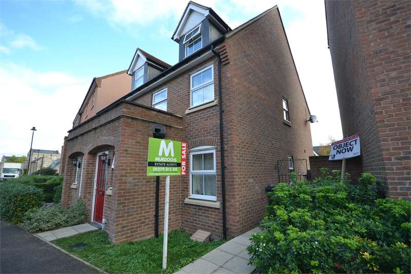 3 Bedrooms Semi Detached House for sale in Carters Drive, Stansted Mountfitchet
