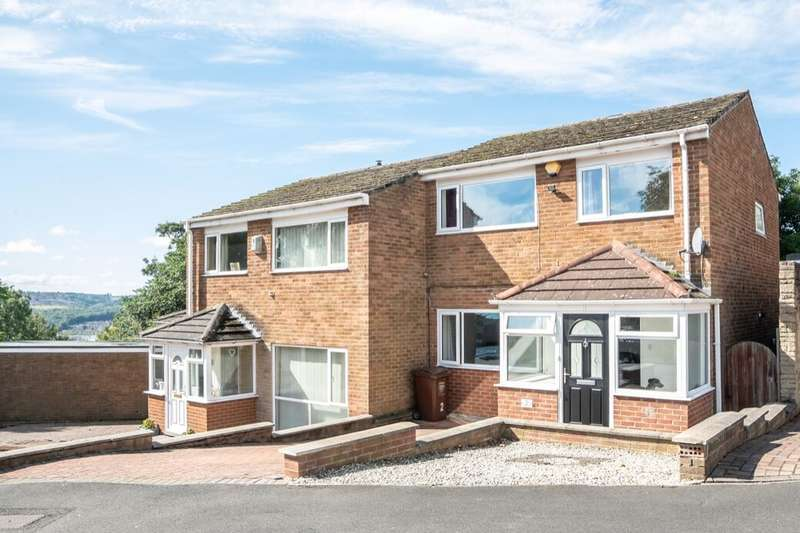 3 Bedrooms Semi Detached House for sale in Hamsterley Crescent, Newcastle Upon Tyne, NE15