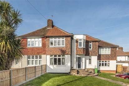 3 Bedrooms Terraced House for sale in Westhurst Drive, Chislehurst