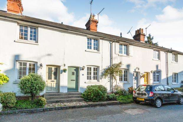 2 Bedrooms Terraced House for sale in Old Basing, Basingstoke, Hampshire