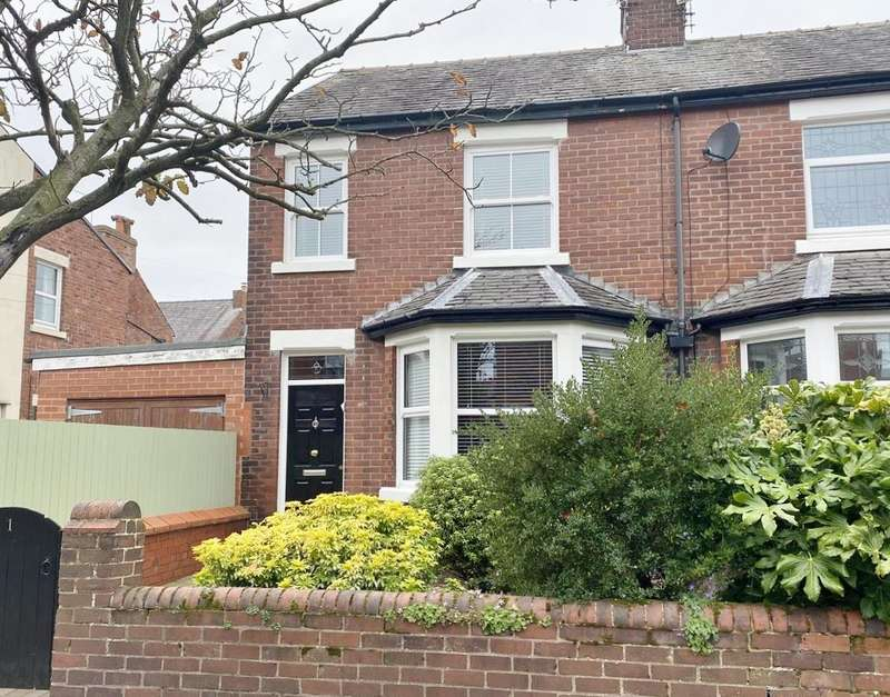 3 Bedrooms Semi Detached House for sale in Albert Street, Lytham