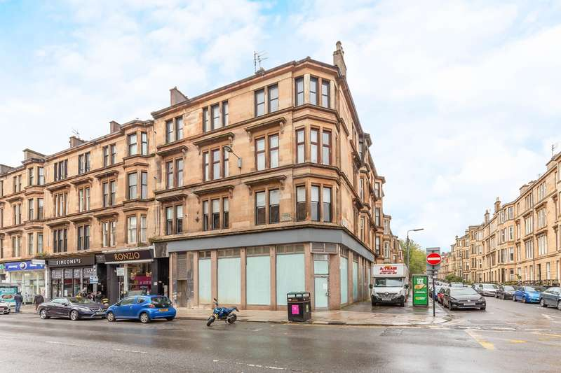 1 Bedroom Flat for sale in Byres Road, Hillhead, Glasgow, G12