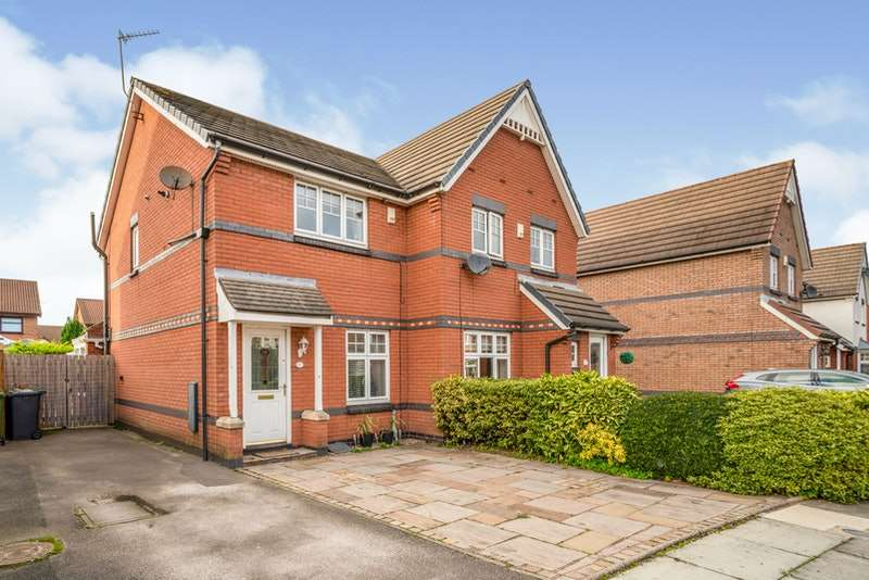 2 Bedrooms Semi Detached House for sale in Barberry Crescent, Bootle, Merseyside, L30