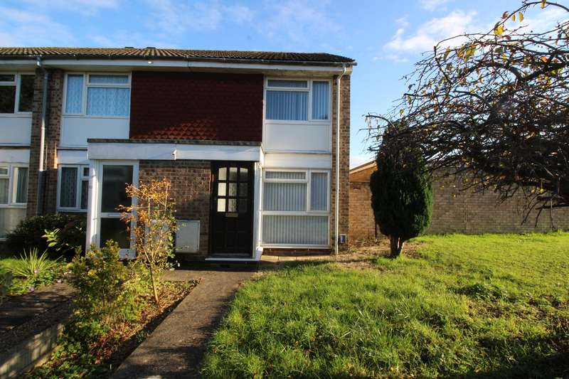2 Bedrooms Semi Detached House for rent in St Michaels Road, Hitchin, SG4