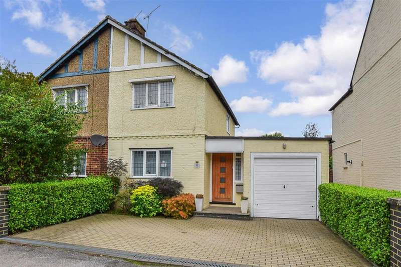 2 Bedrooms Semi Detached House for sale in Salisbury Road, , Canterbury, Kent