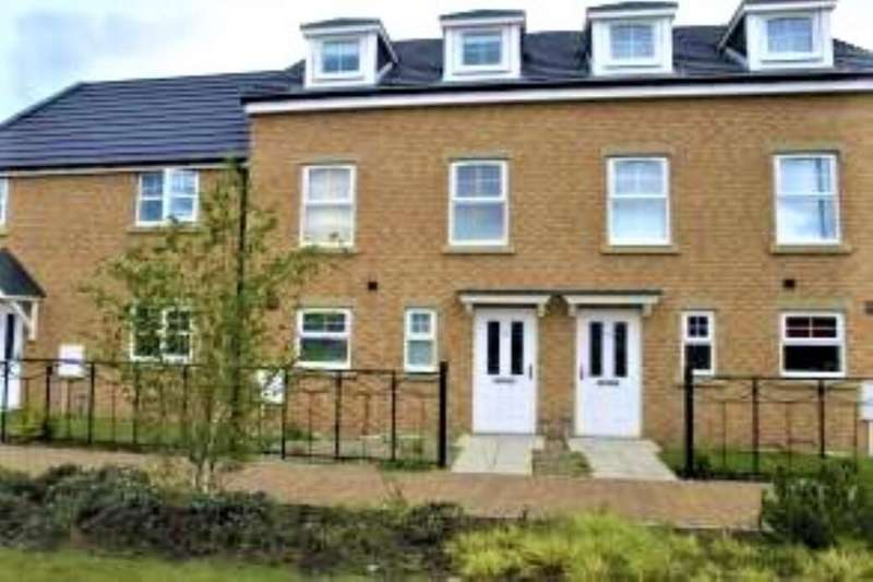 3 Bedrooms Property for rent in Pacific Drive, Thornaby, Stockton-On-Tees, TS17