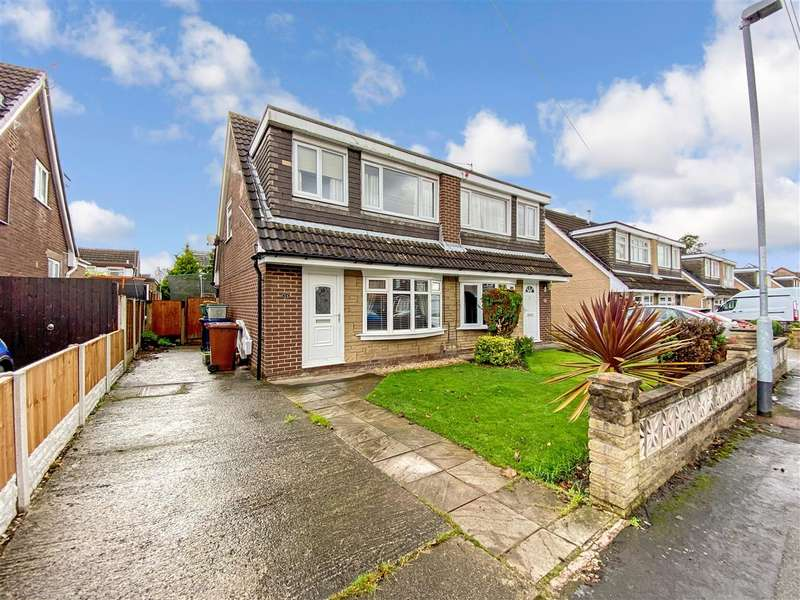 3 Bedrooms Semi Detached House for sale in Briarwood Close, Leyland