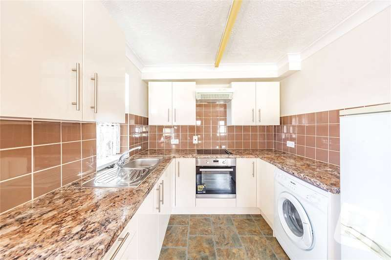 2 Bedrooms Retirement Property for sale in Pilots Place, Gravesend, DA12