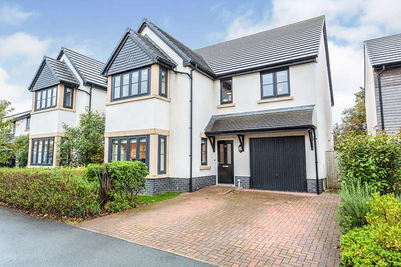 5 Bedrooms Detached House for sale in Nightingale Way, Catterall, Preston, PR3
