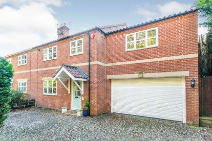 4 Bedrooms Semi Detached House for sale in Newton Road, Great Ayton, North Yorkshire, Uk