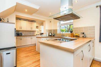 4 Bedrooms End Of Terrace House for sale in Romsey, Hampshire