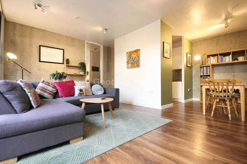 2 Bedrooms Apartment Flat for sale in Timber Wharf, 32 Worsley Street, Castlefield