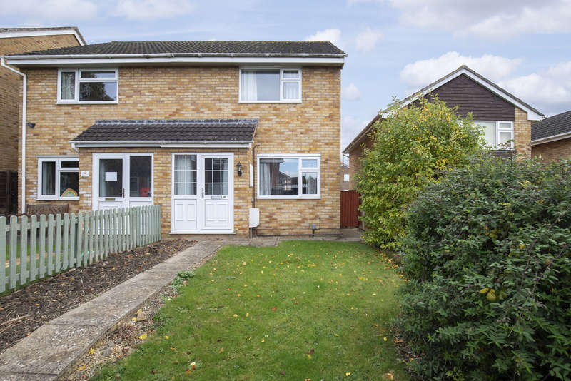 3 Bedrooms Semi Detached House for sale in Roman Hackle Avenue, Cheltenham GL50 4RF