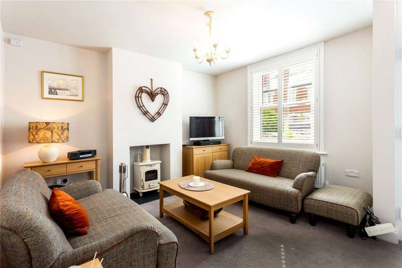 3 Bedrooms Terraced House for sale in St. Catherines Road, Winchester, Hampshire, SO23