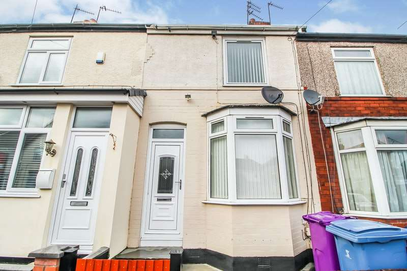 2 Bedrooms Terraced House for sale in Albany Road, Liverpool, Merseyside, L9