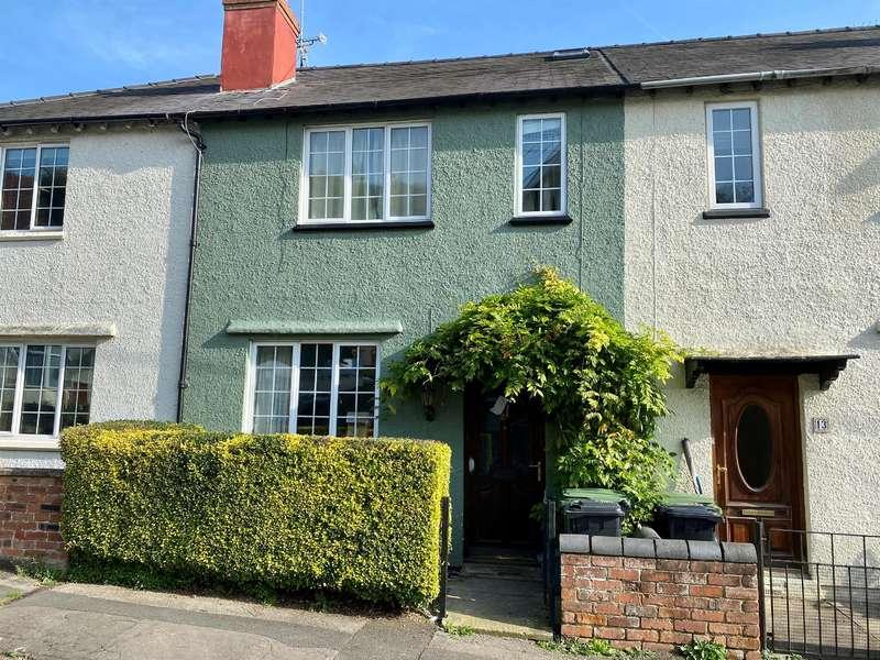 3 Bedrooms Terraced House for sale in Garden Suburb, Dursley