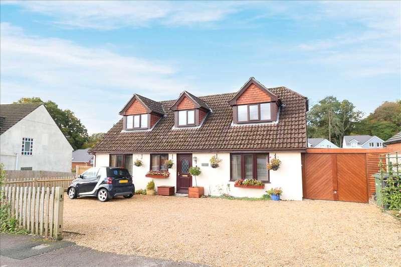 4 Bedrooms Detached House for sale in Allbrook
