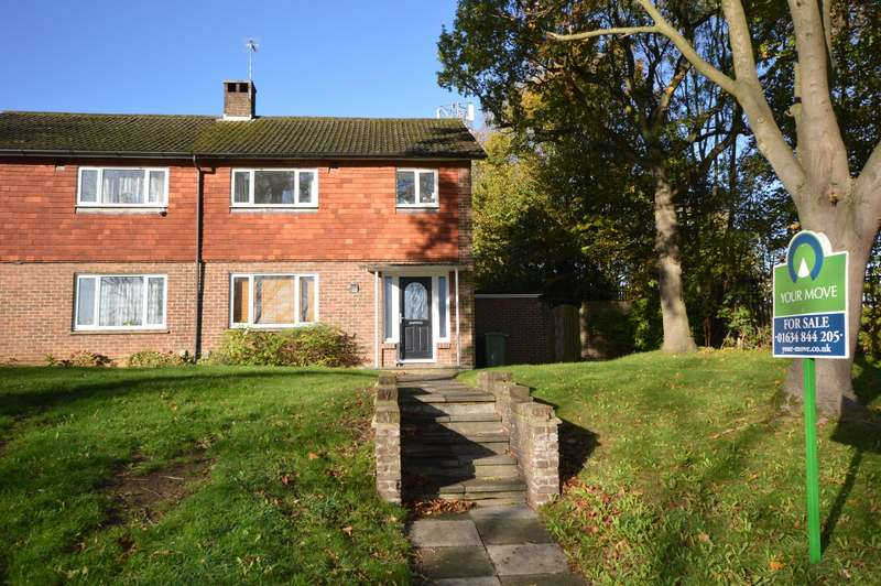 4 Bedrooms Semi Detached House for sale in Maidstone Road, Rochester, Kent, ME1