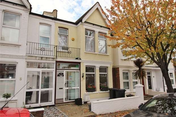 3 Bedrooms Terraced House for sale in Piquet Road, Anerley, London