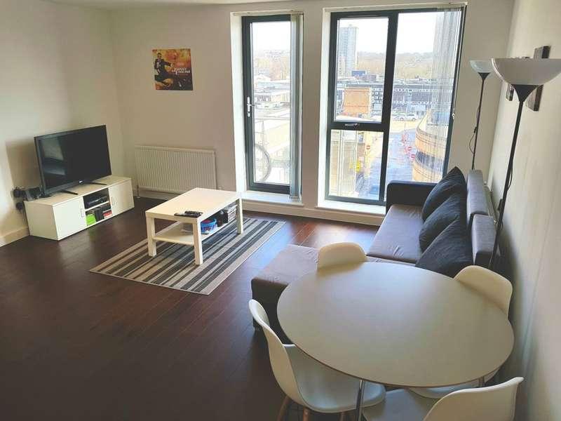 2 Bedrooms Apartment Flat for rent in Danestrete, Stevenage, SG1