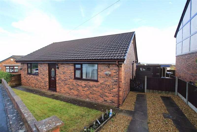 2 Bedrooms Detached Bungalow for sale in Heol Y Bryn, Flint, Flintshire, CH6