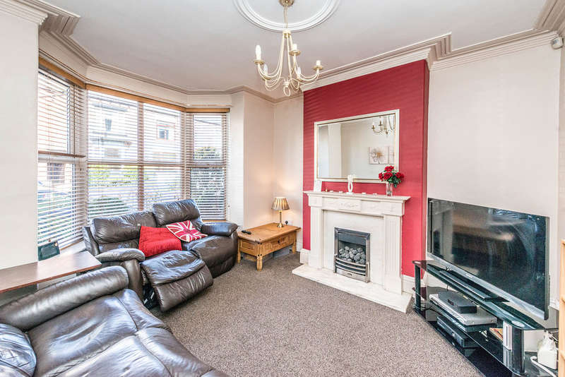 4 Bedrooms Terraced House for sale in Marshall Road, Abbey Lane