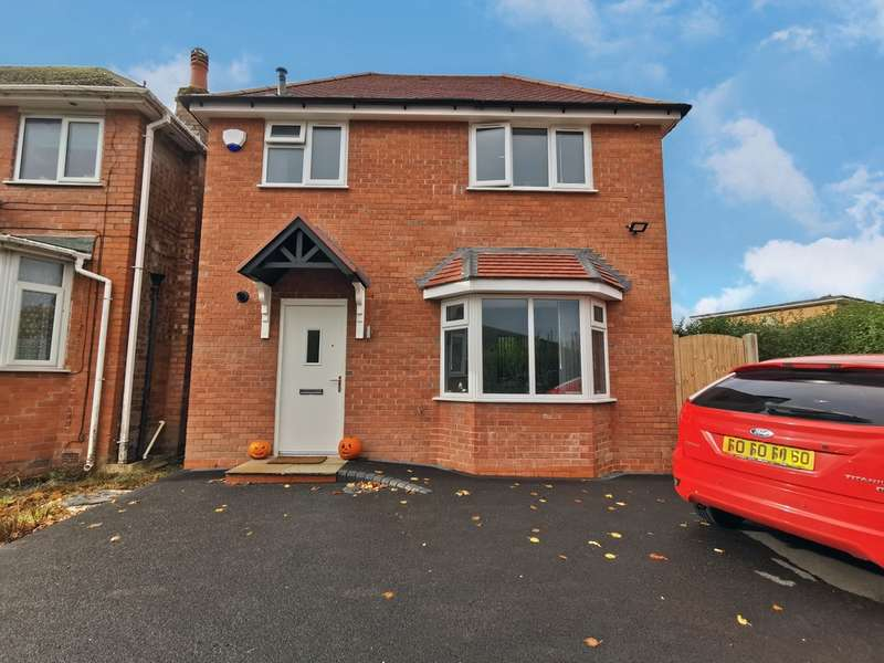2 Bedrooms Detached House for rent in Stratford Road, Bromsgrove