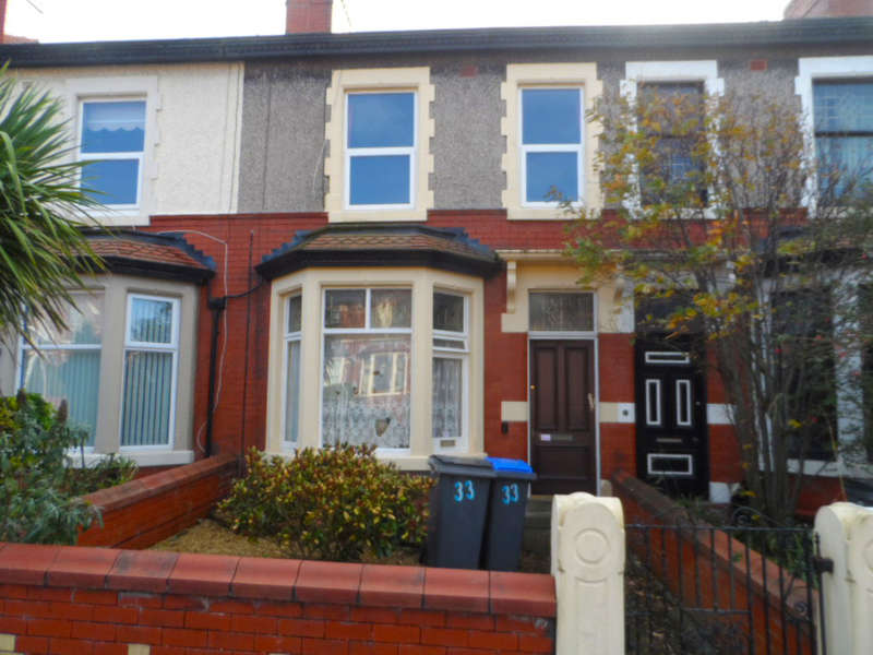 1 Bedroom Flat for rent in Bryan Road, Blackpool, FY3 9BG