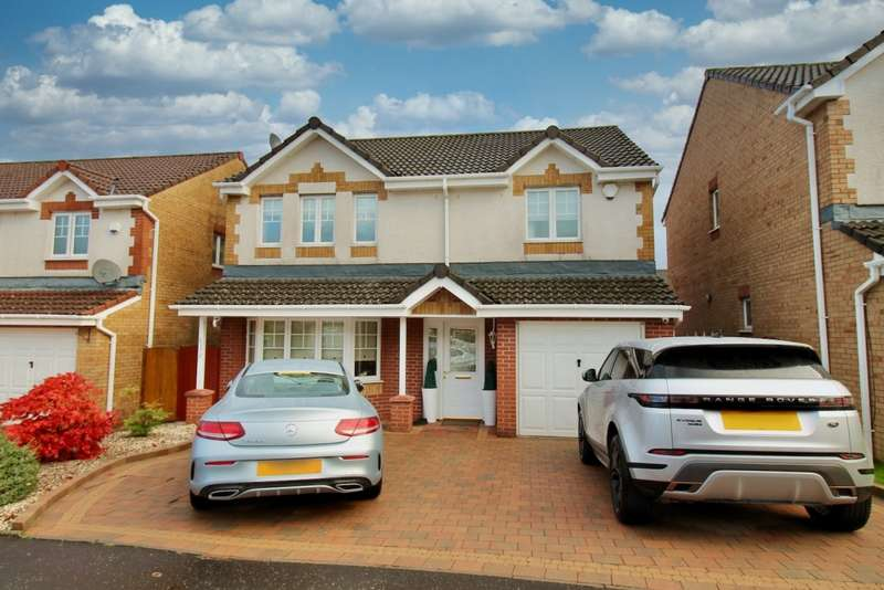 4 Bedrooms Detached Villa House for sale in Miller Drive, Bishopbriggs, G64 1FB