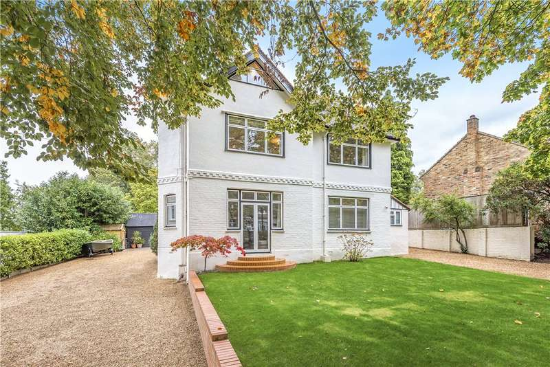 6 Bedrooms Detached House for sale in Heatherdale Road, Camberley, Surrey, GU15