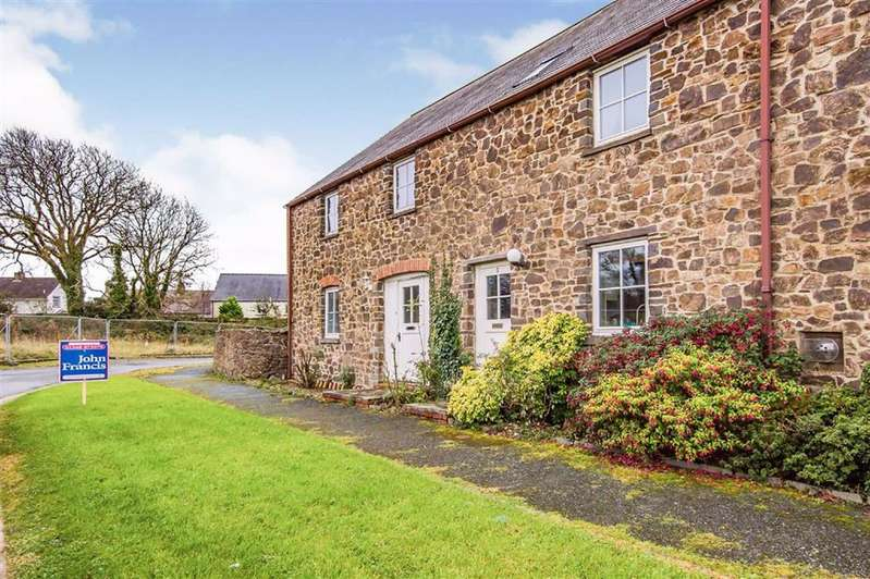 3 Bedrooms End Of Terrace House for sale in St Brides Barn, Court Meadow, Letterston