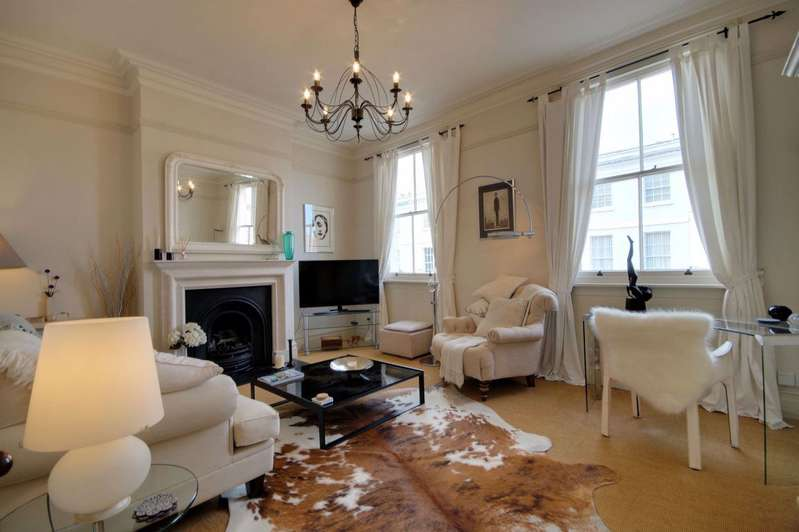 2 Bedrooms Flat for rent in The Suffolks GL50 2AN