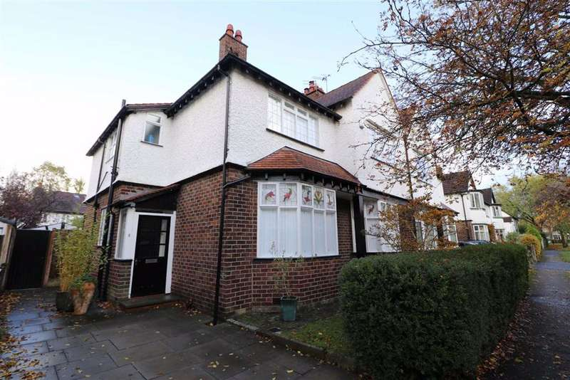 4 Bedrooms Semi Detached House for sale in West Meade, Chorltonville, Manchester, M21