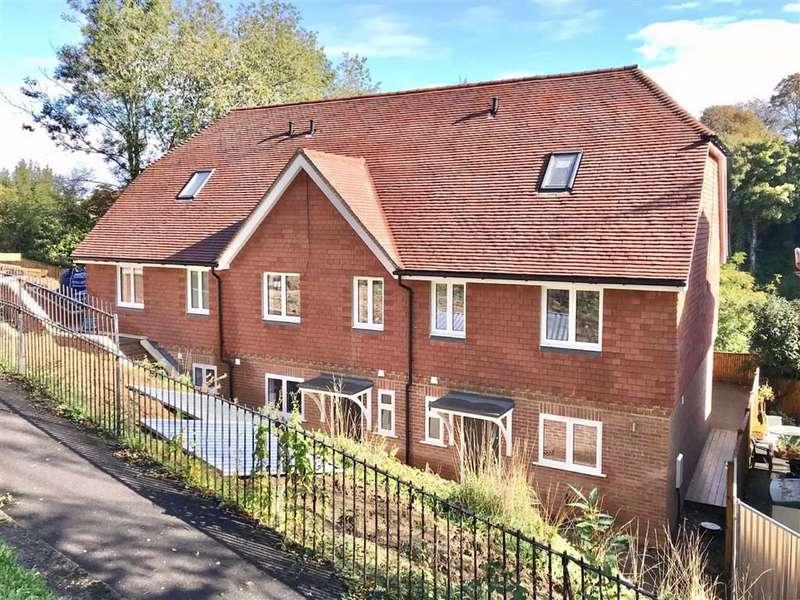 4 Bedrooms End Of Terrace House for sale in Holyoake Terrace, Sevenoaks, TN13