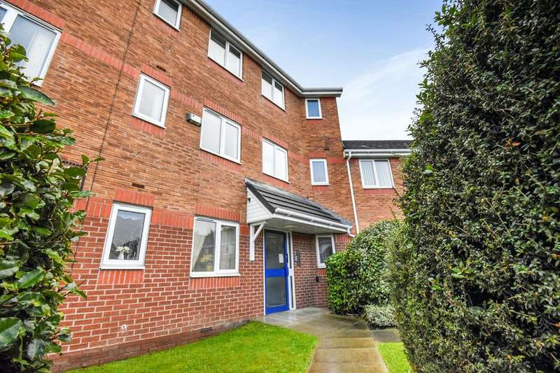 2 Bedrooms Apartment Flat for sale in Greetland Drive, Manchester, Greater Manchester, M9